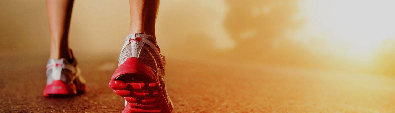 running trainers
